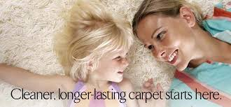 Cleaner longer lasting carpet